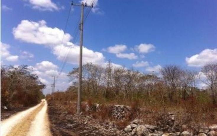 Foto de terreno habitacional en venta en, chablekal, mérida, yucatán, 1511399 no 02