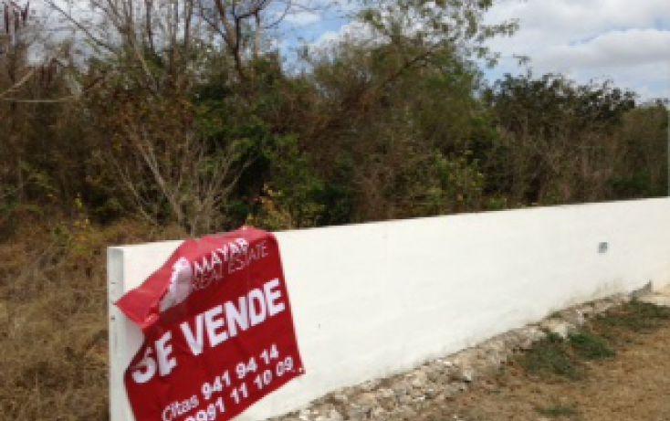 Foto de terreno habitacional en venta en, chablekal, mérida, yucatán, 1645752 no 01