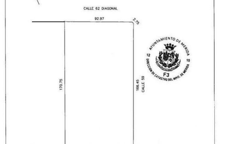 Foto de terreno industrial en venta en, chablekal, mérida, yucatán, 1694642 no 02