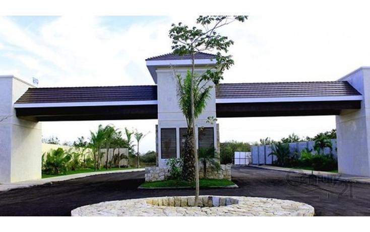 Foto de terreno habitacional en venta en  , chablekal, mérida, yucatán, 1719308 No. 02