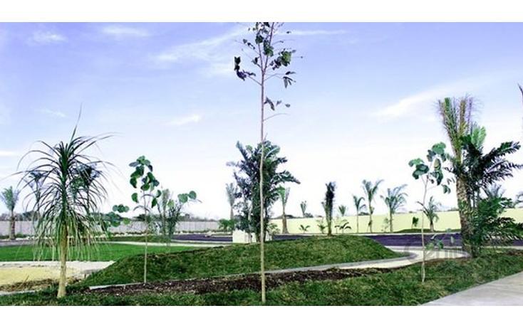 Foto de terreno habitacional en venta en  , chablekal, mérida, yucatán, 1719308 No. 05