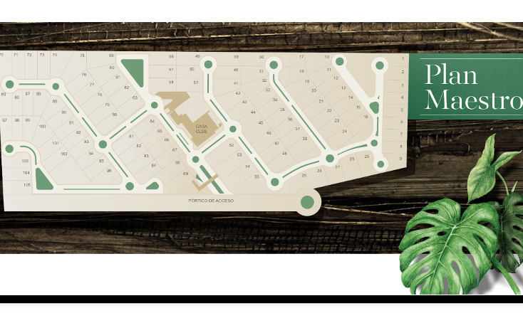 Foto de terreno habitacional en venta en, chablekal, mérida, yucatán, 1760022 no 02