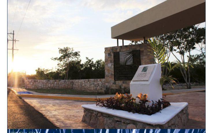 Foto de terreno habitacional en venta en, chablekal, mérida, yucatán, 1815472 no 01