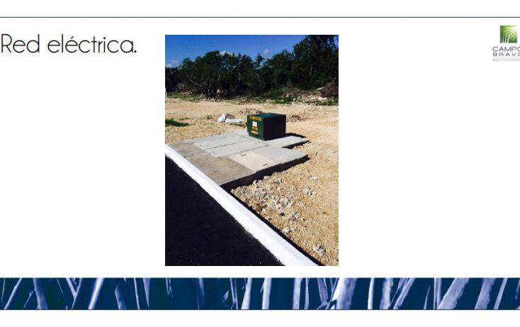 Foto de terreno habitacional en venta en, chablekal, mérida, yucatán, 1815472 no 10