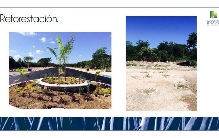Foto de terreno habitacional en venta en, chablekal, mérida, yucatán, 1815472 no 11