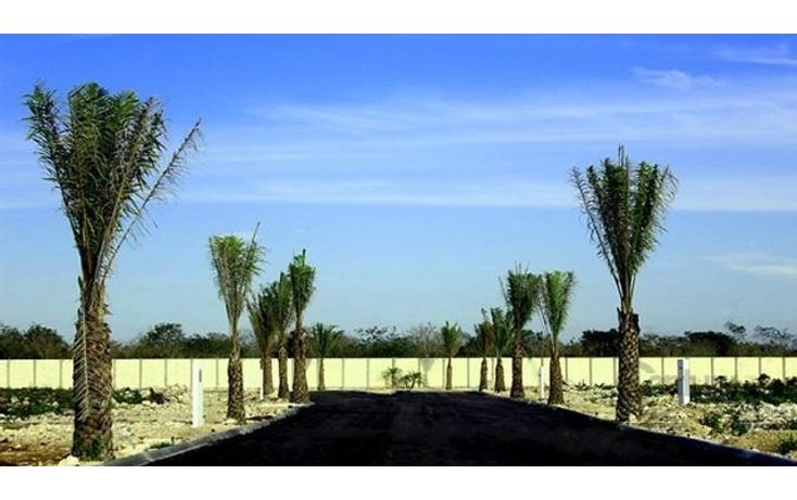 Foto de terreno habitacional en venta en  , chablekal, m?rida, yucat?n, 1860530 No. 04