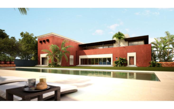 Foto de terreno habitacional en venta en  , chablekal, m?rida, yucat?n, 1976800 No. 02