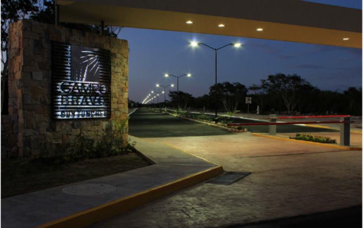 Foto de terreno habitacional en venta en, chablekal, mérida, yucatán, 1985972 no 03