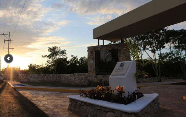 Foto de terreno habitacional en venta en, chablekal, mérida, yucatán, 1985972 no 14
