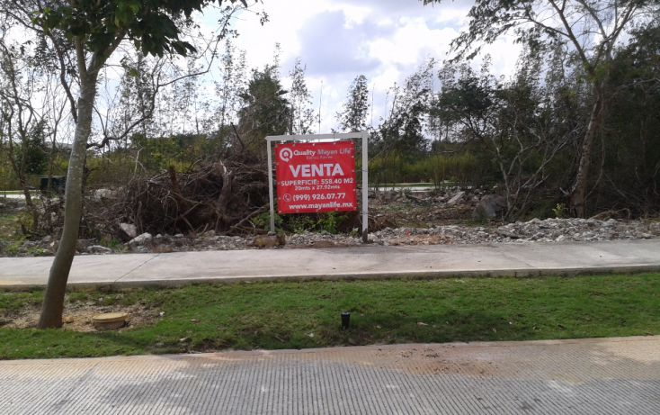 Foto de terreno habitacional en venta en, chablekal, mérida, yucatán, 2003462 no 03