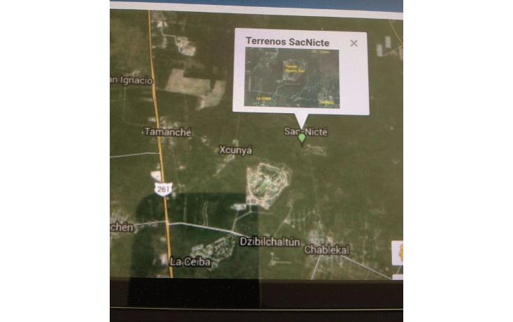 Foto de terreno habitacional en venta en  , chablekal, mérida, yucatán, 942487 No. 09
