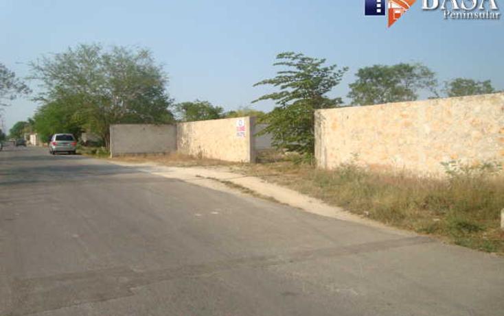 Foto de terreno habitacional en venta en  , chablekal, mérida, yucatán, 945411 No. 02