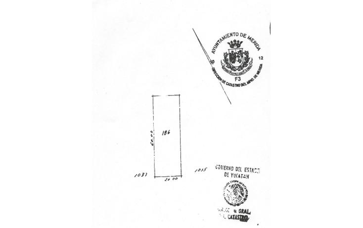 Foto de terreno habitacional en venta en  , chablekal, mérida, yucatán, 948233 No. 05
