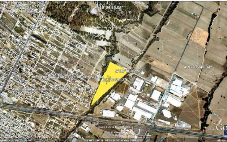 Foto de terreno industrial en venta en, chachapa, amozoc, puebla, 1045433 no 01