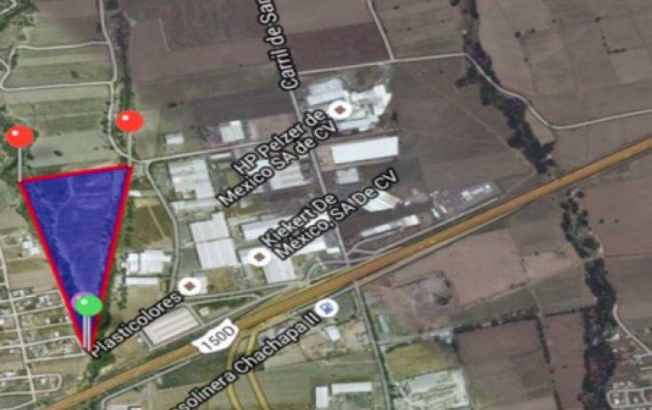 Foto de terreno industrial en venta en, chachapa, amozoc, puebla, 1045433 no 02