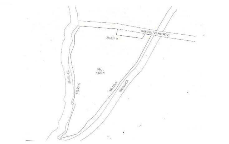 Foto de terreno industrial en venta en  , chachapa, amozoc, puebla, 1045433 No. 03
