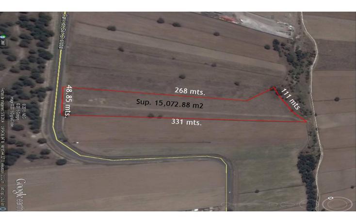 Foto de terreno comercial en venta en  , chachapa, amozoc, puebla, 1067267 No. 03