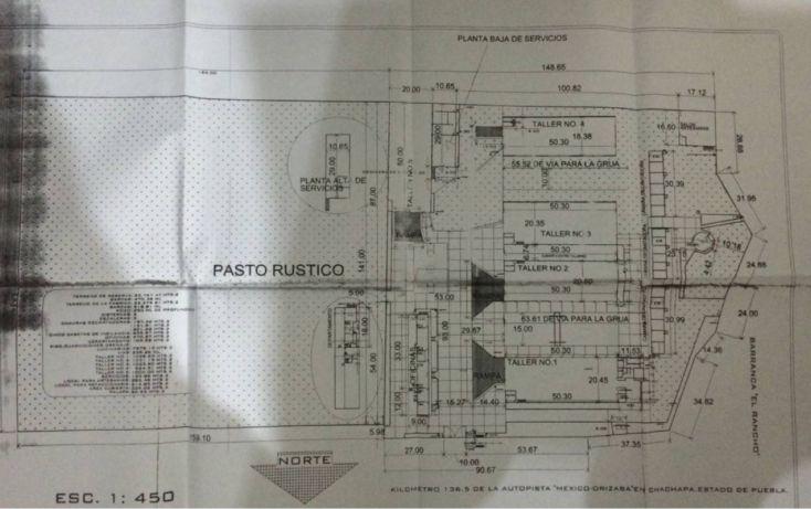Foto de terreno comercial en venta en, chachapa, amozoc, puebla, 1225899 no 04