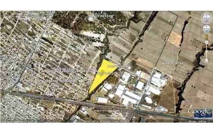 Foto de terreno habitacional en venta en  , chachapa, amozoc, puebla, 1712568 No. 01