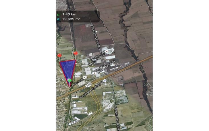 Foto de terreno habitacional en venta en  , chachapa, amozoc, puebla, 1712568 No. 02