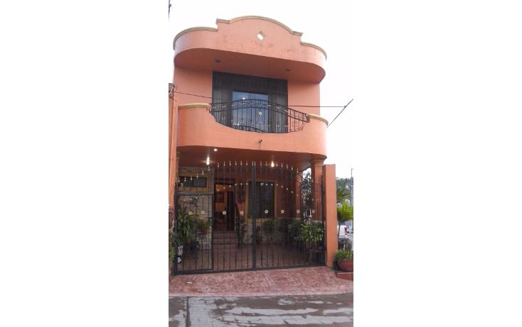 Foto de casa en venta en  , chairel, tampico, tamaulipas, 1446531 No. 01