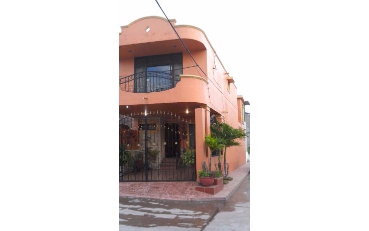 Foto de casa en venta en  , chairel, tampico, tamaulipas, 1446531 No. 02
