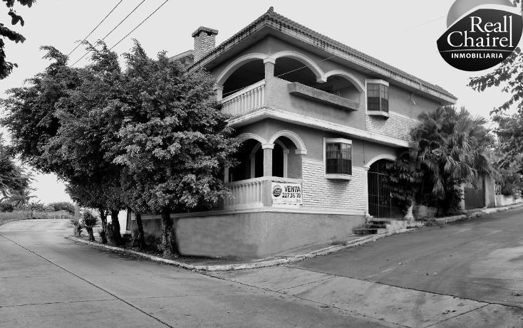 Foto de casa en venta en  , chairel, tampico, tamaulipas, 1758910 No. 01