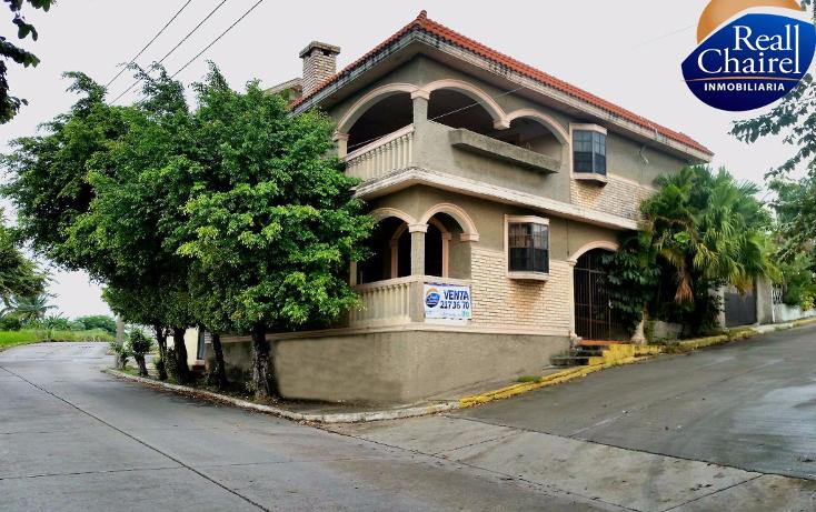 Foto de casa en renta en  , chairel, tampico, tamaulipas, 1758932 No. 01