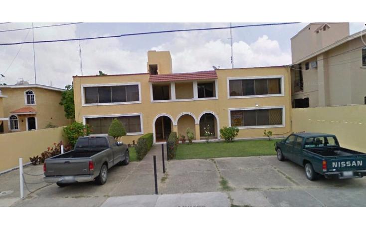 Foto de departamento en renta en  , chairel, tampico, tamaulipas, 1911554 No. 01