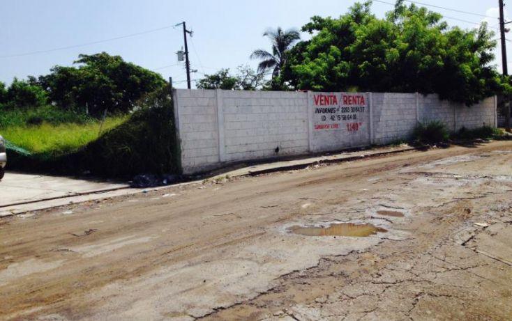 Foto de terreno comercial en venta en, chalchihuecan, veracruz, veracruz, 1308947 no 01