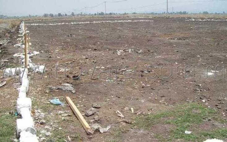 Foto de terreno habitacional en venta en  , chalco de díaz covarrubias centro, chalco, méxico, 1268369 No. 01
