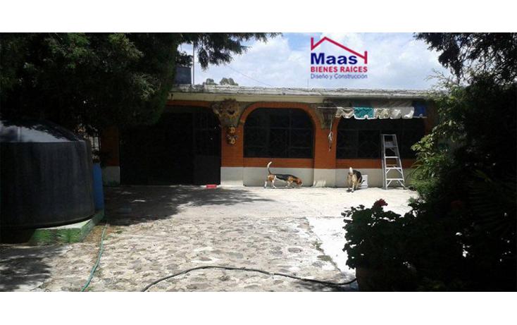 Foto de casa en venta en  , chalco de d?az covarrubias centro, chalco, m?xico, 1659950 No. 01