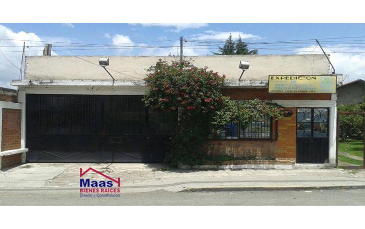 Foto de casa en venta en  , chalco de d?az covarrubias centro, chalco, m?xico, 1659950 No. 02