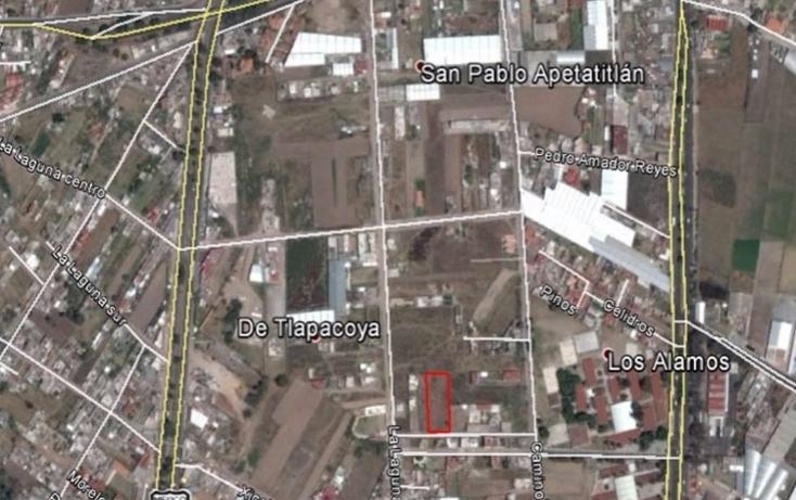 Foto de terreno habitacional en venta en  , chalma, chiautempan, tlaxcala, 1966001 No. 05