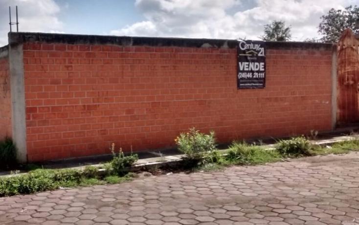 Foto de terreno habitacional en venta en  , chalma, chiautempan, tlaxcala, 1966001 No. 06
