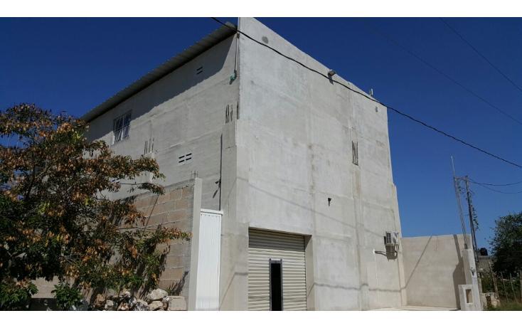 Foto de nave industrial en renta en  , chalmuch, mérida, yucatán, 1737090 No. 11