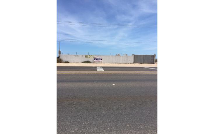 Foto de terreno comercial en venta en  , chametla, la paz, baja california sur, 1247821 No. 01