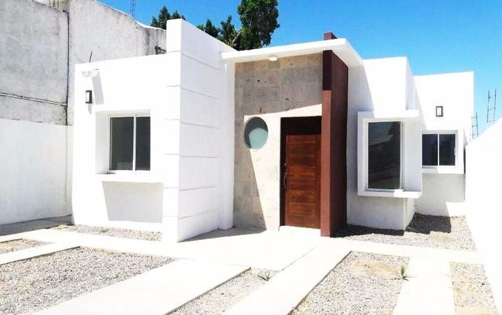 Foto de casa en venta en  , chametla, la paz, baja california sur, 1263883 No. 01