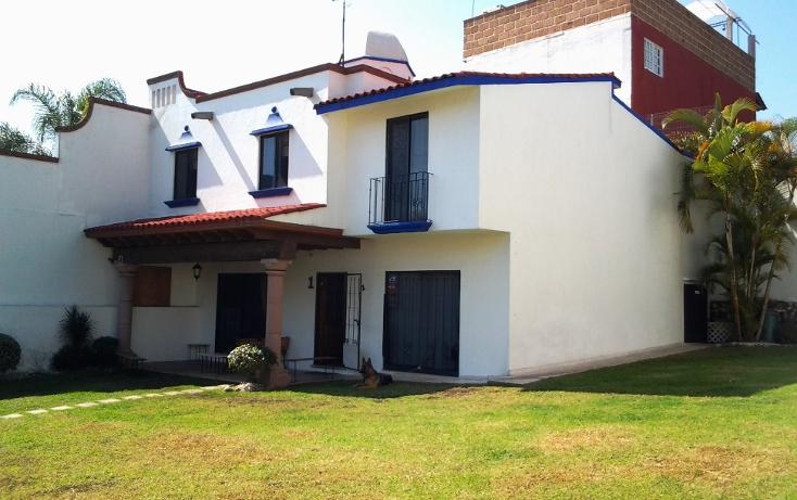 Foto de casa en venta en  , chamilpa, cuernavaca, morelos, 1130013 No. 01