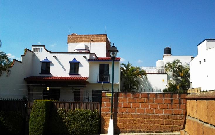 Foto de casa en condominio en venta en  , chamilpa, cuernavaca, morelos, 1130013 No. 02
