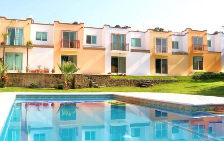 Foto de casa en venta en  , chamilpa, cuernavaca, morelos, 1136241 No. 01