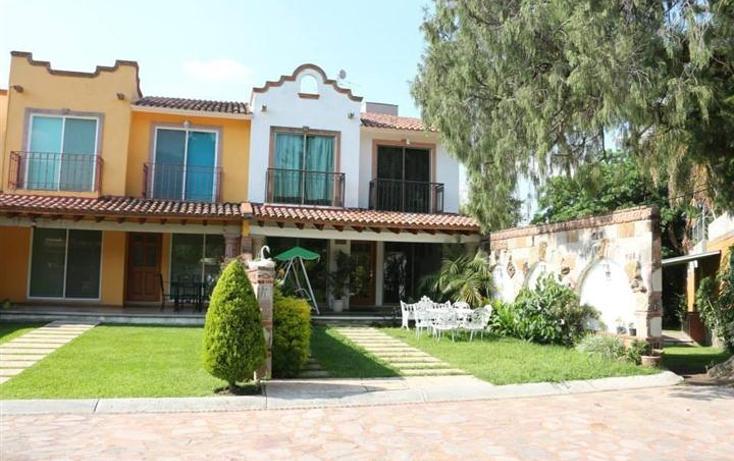 Foto de casa en venta en  , chamilpa, cuernavaca, morelos, 1183905 No. 05