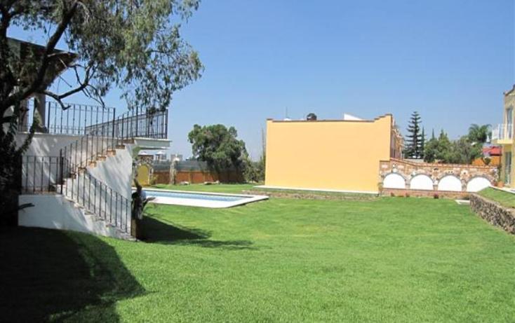 Foto de casa en venta en  , chamilpa, cuernavaca, morelos, 397338 No. 14