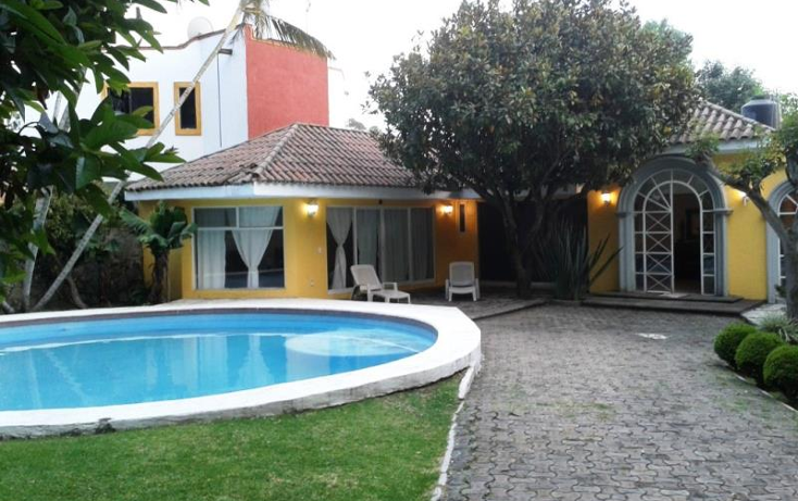 Foto de casa en venta en  , chamilpa, cuernavaca, morelos, 907421 No. 01