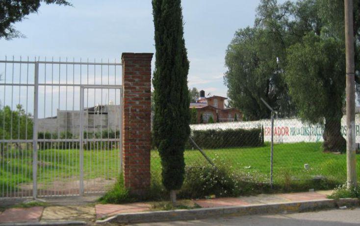 Foto de terreno comercial en venta en chamizal 2, san miguel, zumpango, estado de méxico, 2007764 no 04