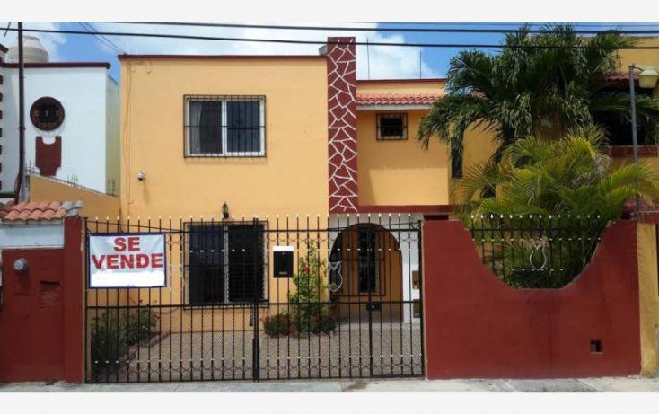 Foto de casa en venta en champoton 98, jardines cancún, benito juárez, quintana roo, 1821594 no 01