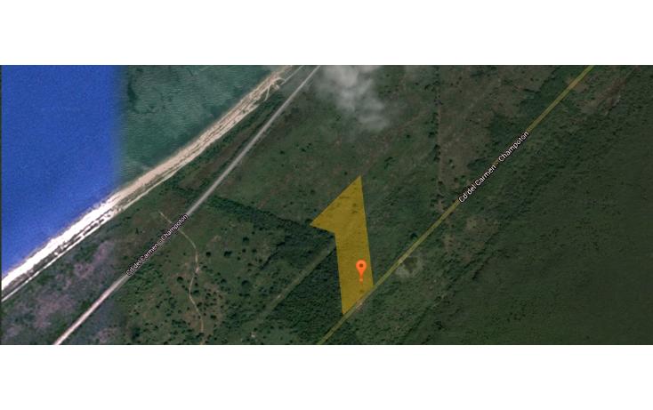 Foto de terreno comercial en venta en  , champotón centro, champotón, campeche, 1242125 No. 03