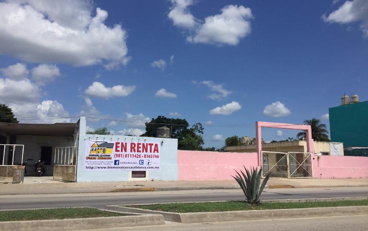 Foto de terreno comercial en renta en  , champotón centro, champotón, campeche, 2015228 No. 01