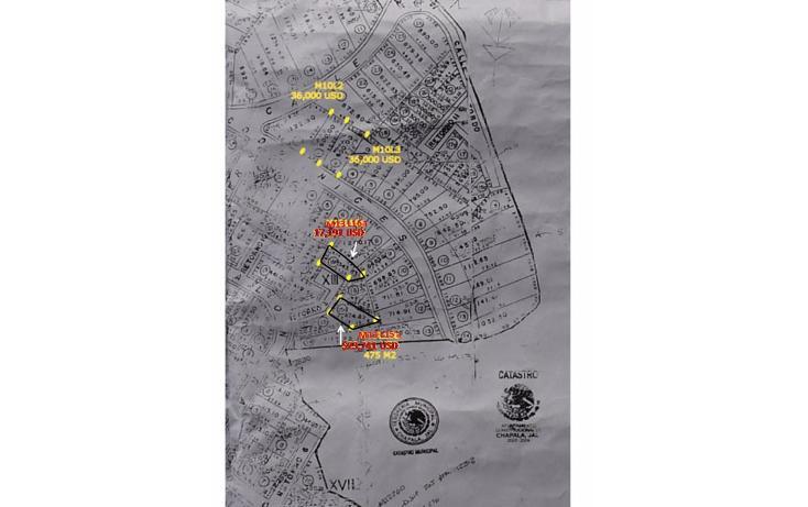 Foto de terreno habitacional en venta en  , chapala haciendas, chapala, jalisco, 1695268 No. 01