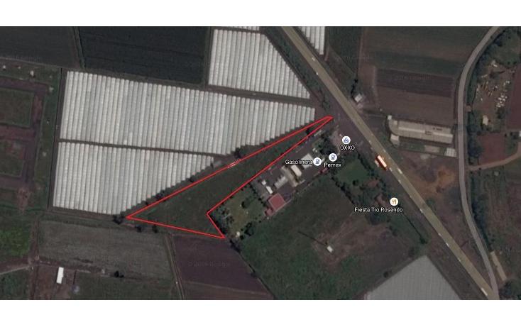 Foto de terreno habitacional en venta en  , chaparaco, zamora, michoacán de ocampo, 1177721 No. 01